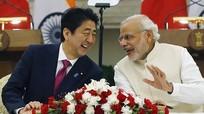 Nhật-Ấn nhất trí thúc đẩy quan hệ quân sự, gửi thông điệp đến Trung Quốc