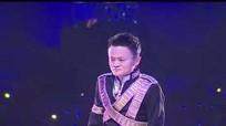 Tỷ phú Jack Ma 'gây sốt' với màn hóa trang và nhảy Michael Jackson