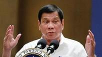 Ông Duterte cảnh báo áp dụng thiết quân luật toàn Philppines