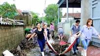 TP. Vinh, Nghi Lộc hối hả khắc phục hậu quả bão số 10