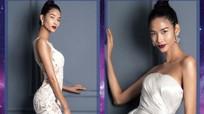 Hoàng Thùy chiến thắng giải thưởng cuộc thi ảnh tại Hoa hậu Hoàn vũ Việt Nam 2017