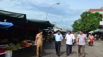 Chủ tịch UBND tỉnh kiểm tra khắc phục hậu quả sau bão số 10