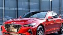 Genesis G70 - xe Hàn thách thức bộ ba hạng sang Đức