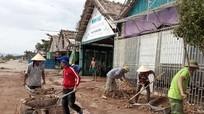 Công điện khẩn của UBND tỉnh về khắc phục hậu quả cơn bão số 10