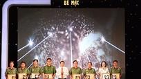 Công an Nghệ An giành 02 Huy chương Vàng Liên hoan Truyền hình CAND lần thứ XI