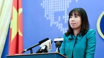 Việt Nam nhất quán ủng hộ nỗ lực hòa bình cho bán đảo Triều Tiên