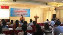 Nghệ An: Tập huấn cho 30 tình nguyện viên phục vụ APEC 2017