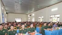 Bồi dưỡng công tác quân sự, quốc phòng cho cán bộ tỉnh Xiêng Khoảng