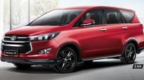 Toyota Innova ra mắt phiên bản mới