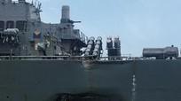 Hải quân Mỹ cách chức nhiều chỉ huy sau các vụ va chạm tại châu Á