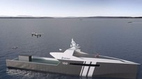 Tập đoàn Anh phát triển tàu tuần tra không người lái