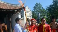 Nghệ An: Đúc súng thần công nặng 1 tấn tại Lễ giỗ Hoàng đế Quang Trung