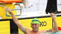 Kình ngư Võ Thanh Tùng phá kỷ lục ASEAN Para Games