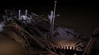 Phát hiện 60 xác tàu nguyên vẹn sau 2.000 năm dưới biển Đen