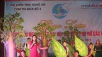 Giao lưu, trao đổi giữa phụ nữ 5 huyện miền núi Nghệ An