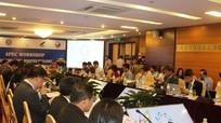 Các quan chức cao cấp APEC về quản lý thiên tai nhóm họp tại Nghệ An