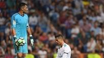 Ronaldo tái xuất, Real thua ngay trên sân nhà