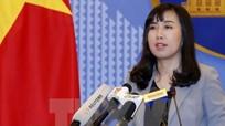 Bộ Ngoại giao nói về chuyến thăm Việt Nam của Tổng thống Mỹ Trump