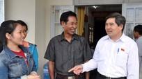Kiểm điểm chủ tịch huyện làm chậm hồ sơ mà không xin lỗi dân