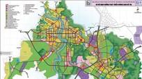 Điều chỉnh quy hoạch hướng nâng cấp thị xã Thái Hòa lên thành phố