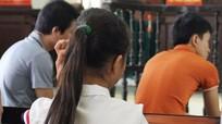 Nghệ An: 'Hại đời' bé gái, 'yêu râu xanh' nấc nghẹn trước tòa