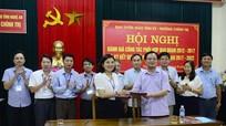Ban Tuyên giáo Tỉnh ủy và Trường Chính trị tỉnh ký quy chế phối hợp