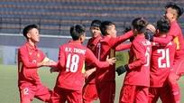 Việt Nam hạ Mông Cổ 9-0 ở vòng loại U16 châu Á