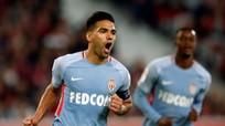 Đè bẹp Lille, Monaco bắt kịp PSG
