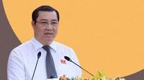Chủ tịch Đà Nẵng Huỳnh Đức Thơ: 'Cán bộ thành phố đừng quan tâm lãnh đạo ai ở, ai đi'