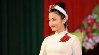 Sơ khảo cuộc thi Hoa khôi sinh viên Việt Nam tại Đại học Vinh