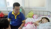 Ông bố đỡ đẻ 'đỉnh nhất năm' ở Nghệ An và tài xế taxi nói về câu chuyện hy hữu