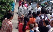 Bé gái tử vong tại điểm giữ trẻ tự phát