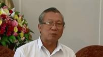 Chủ tịch tỉnh về hưu đùa cợt với kỷ luật