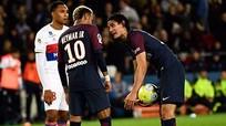 PSG trả 1,2 triệu đôla để Cavani nhường quyền đá phạt đền cho Neymar