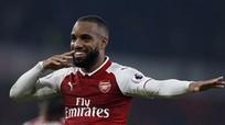 Lacazette lập cú đúp, Arsenal thắng dễ West Brom