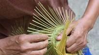 Xem người Thái Nghệ An đan ép xôi