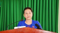 Chủ tịch Quốc hội: Người dân cần phải giúp sức 'ném củi tươi vào lò'