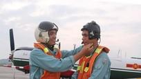 Một ngày huấn luyện của tân phi công Không quân Việt Nam