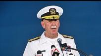 Mỹ: Tư lệnh Hạm đội Thái Bình Dương bất ngờ xin nghỉ hưu