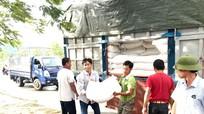 Nghĩa Đàn cấp gần 50 tấn gạo cho học sinh vùng đặc biệt khó khăn