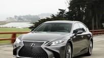Lexus LS 2018 giá từ 75.000 USD