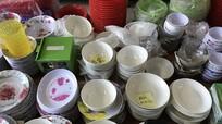 Báo động hàng nhựa kém chất lượng tràn ngập thị trường