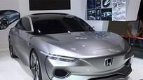 Honda Design C 001 concept - hình ảnh của City thế hệ mới