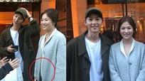 Song Hye Kyo cưới chạy vì có bầu?