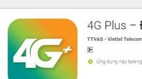 Lướt báo online miễn phí với ứng dụng 4G Plus Viettel