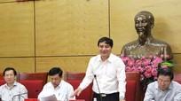 Bí thư Nguyễn Đắc Vinh: Không được làm thui chột quyết tâm của nhà đầu tư