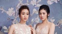 Mỹ Linh, Tú Anh khoe sắc cùng váy xuyên thấu