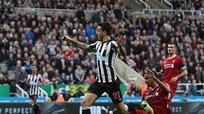 Liverpool mất điểm theo kiểu 'quen thuộc' trước Newcastle