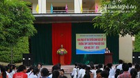 Trường THPT chuyên Phan Bội Châu tuyển tối đa 455 học sinh trong năm học 2018 - 2019