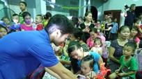 Các địa phương tổ chức vui tết Trung thu cho các em nhỏ